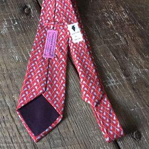 Vineyard Vines Boy's Lacrosse Tie Pre-Owned